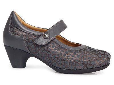 Calzado señora fashion gris