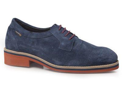 Calzado caballero sport azul