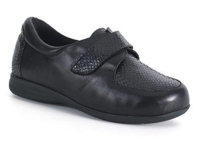 Calzado orto señora negro