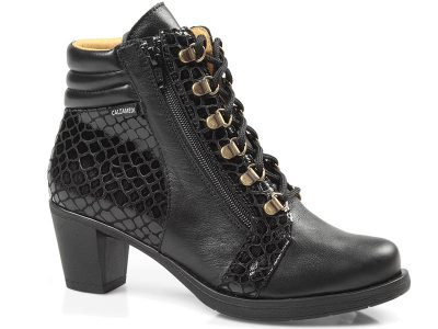 »	Botin señora fashion negro