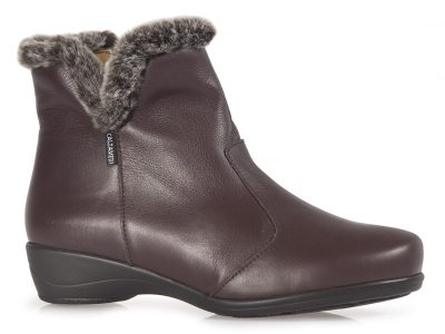 Botin señora casual marron