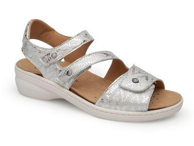 Sandalia plata 0725
