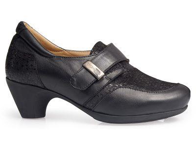 Calzado señora fashion negro