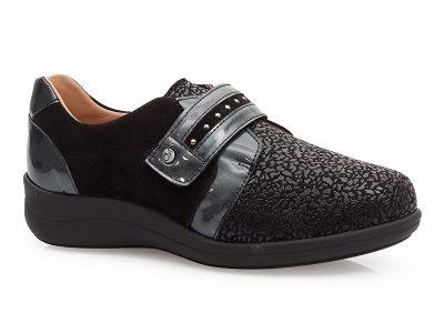 Calzado señora casual negro